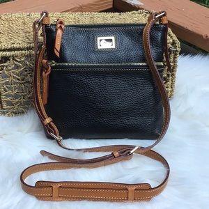 Dooney & Bourke Black Crossbody Bag